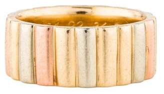 Ring 14K Tri-Color Band