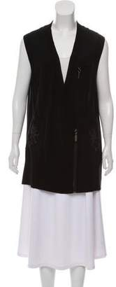Thomas Wylde Cashmere Sleeveless Knit