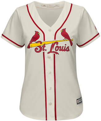 Majestic Women's St. Louis Cardinals Cool Base Jersey