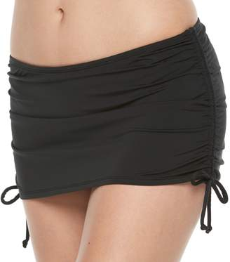 Apt. 9 Women's Side Tie Swim Skirt