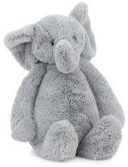 Jellycat Kid's Large Bashful Elephant Toy