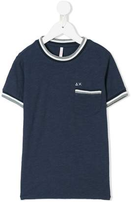 Sun 68 pocket detail T-shirt