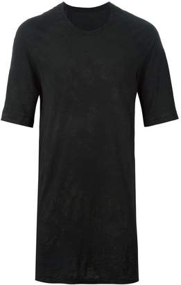 11 By Boris Bidjan Saberi elbow sleeve T-shirt