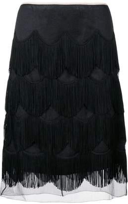 Marc Jacobs frilled skirt