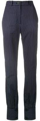 J.W.Anderson classic pinstriped trousers