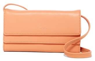 Matt & Nat May Vegan Leather Flapover Wallet Crossbody Bag