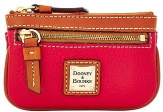 Dooney & Bourke Pebble Grain Small Coin Case