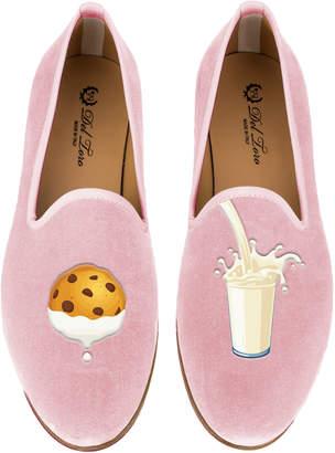 Del Toro M'O Exclusive: Milk & Cookies Slipper