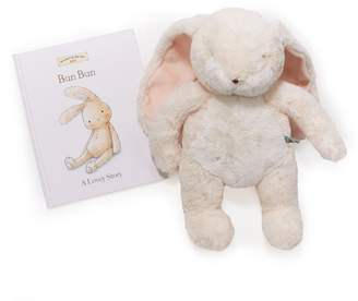 Bunnies by the Bay A Lovey Story Stuffed Animal & Board Book Set