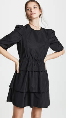 See by Chloe Taffeta Dress
