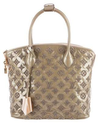 Louis Vuitton Monogram Fascination Lockit Bag