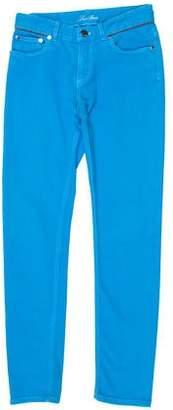 Loro Piana Mid-Rise Skinny Jeans