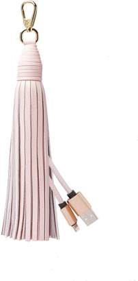 Pop & Suki Tech Tassel in Pink