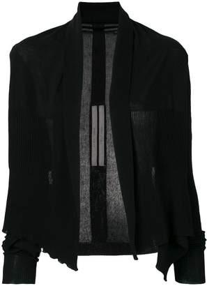 Rick Owens long sleeved cardigan