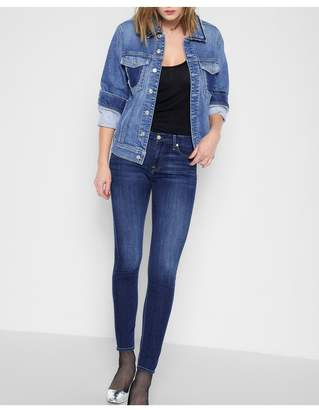 7 For All Mankind BAir Denim Skinny In Duchess