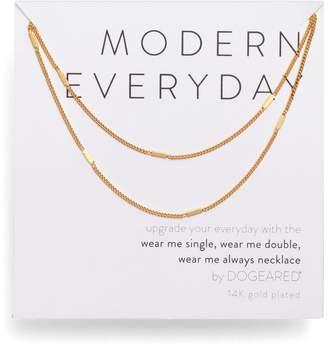 Dogeared Modern Everyday Wear Me Necklace