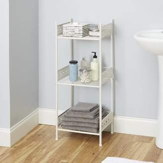 "Carita Mistana 14.5"" W x 36"" H Bathroom Shelf"