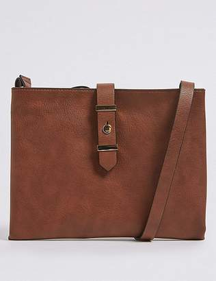 Marks and Spencer Faux Leather Soft Stud Cross Body Bag