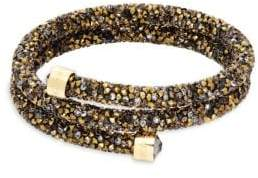 Swarovski Crystal Dust Wrap Bangle