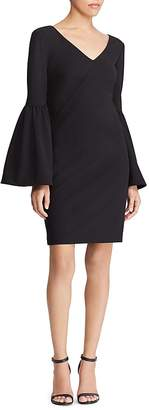 Lauren Ralph Lauren Bell-Sleeve Dress - 100% Exclusive