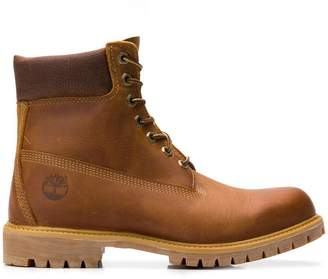 Timberland Heritage lace-up boots