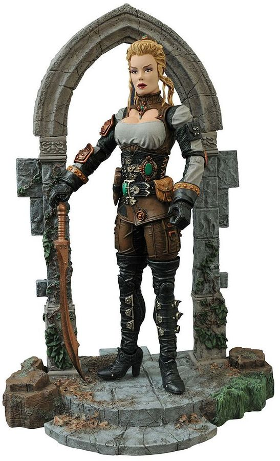 Diamond select toys Universal Select Lucy Westenra Action Figure by Diamond Select Toys