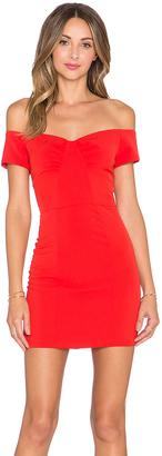 NBD x REVOLVE Rosie Dress $160 thestylecure.com