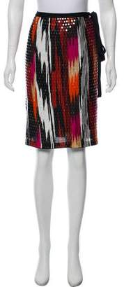 Missoni Patterned Embellished Skirt w/ Tags