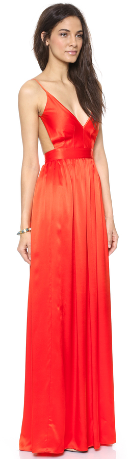 ONE by Contrarian Babs Bibb Maxi Dress 14