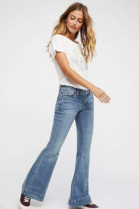 We The Free Low Tide Bell Bottom Jeans