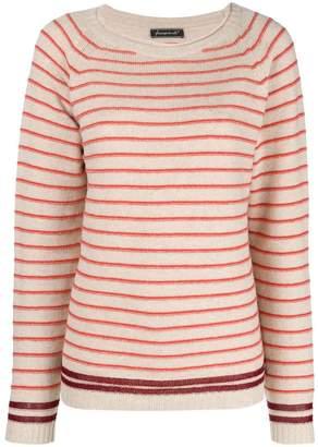 Phisique Du Role striped bateau sweater