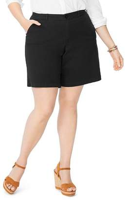 NYDJ Plus Bermuda Shorts