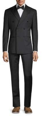 Modern Fit Two-Piece Double Breasted Tuxedo