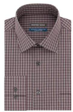 Geoffrey Beene Regular-Fit Wrinkle Free Dress Shirt