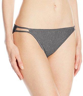 Vanity Fair Women's Illumination Cotton Stretch Bikini Panty 18315 $11.50 thestylecure.com