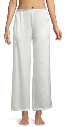 Josie Natori Key Essentials Silk Lounge Pants
