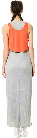 Volcom The My Favorite Maxi Dress in Coral Haze