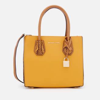 a5bd90c00d48d amazon at mybag michael michael kors womens mercer medium messenger bag  marigold 3324d c6b1a