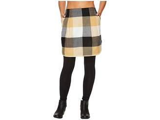 Woolrich Richville II Wool Skirt Women's Skirt