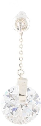 E.m. crystal earring