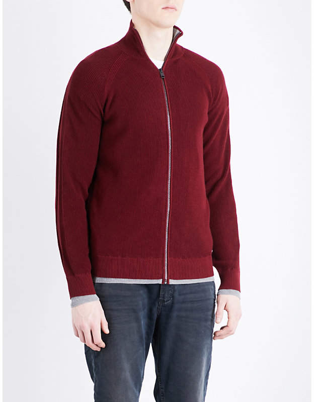 Diesel K-Beny cotton cardigan