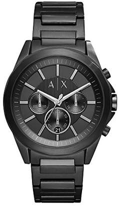 Armani Exchange Men's AX2601 IP Watch