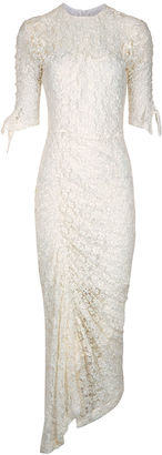 Ivory Lace Piper Dress