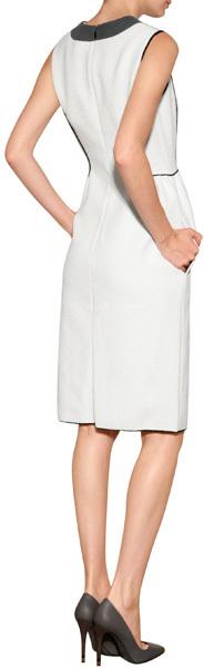 Derek Lam Wool-Blend Dress