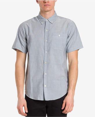 Ezekiel Men's Striped Woven Shirt