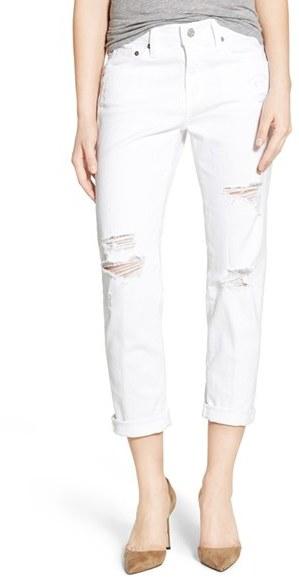 Women's Ag 'The Ex-Boyfriend' Crop Slim Jeans