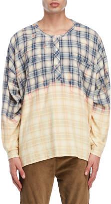 Faith Connexion Gradient Flannel Shirt