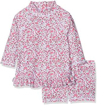 Mothercare Baby Girls' Print Swimsuit,(Manufacturer Size: 68 cms)