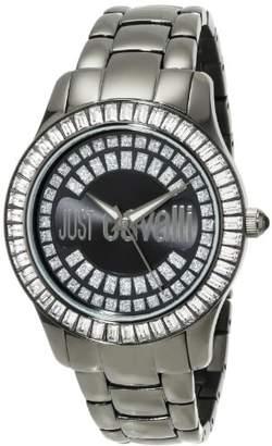 Just Cavalli Women's 'Ice' Quartz Stainless Steel Casual Watch