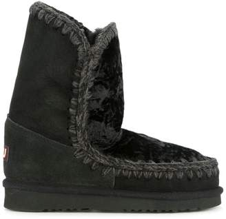 Mou Eskimo shearling lined boots